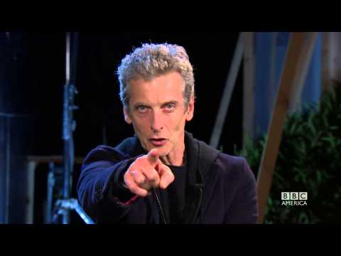Doctor Who (A Thanksgiving Message from The Doctor)