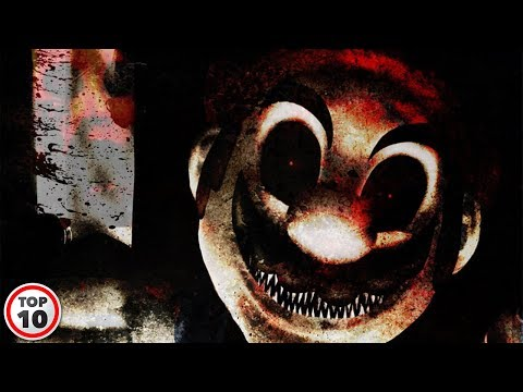 Top 10 Scary Mario Creepypastas