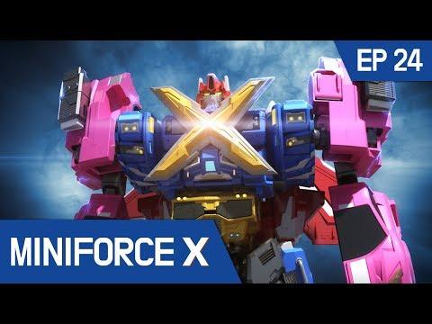 [MiniforceX] Episode 24 - Attack of Danbot Z