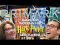 AMERICANS GO HARRY POTTER SHOPPING AT PRIMARK IN LONDON