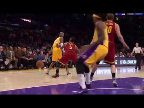Kobe Bryant Dishes Career-High 17 Assists