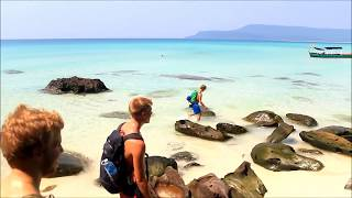 Koh Rong Cambodia  City pictures : Paradise Island Cambodia Koh Rong! HD 720p