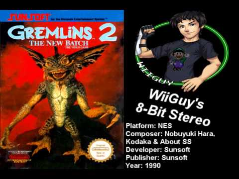 gremlins 2 the new batch nes rom