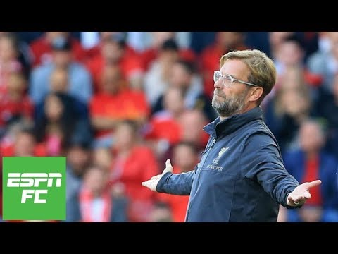 Liverpool's Ridiculous Upcoming Seven-match Stretch: Can Reds Survive It? | ESPN FC