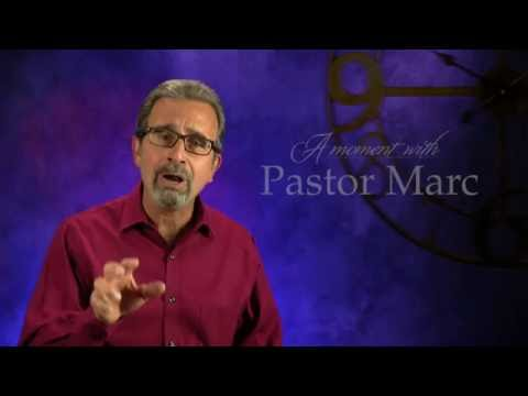 "A Moment with Pastor Marc #38<br /><strong>""Pray for Patience""</strong>"
