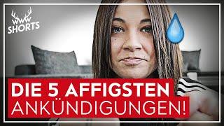 Video DIE 5 AFFIGSTEN ANKÜNDIGUNGEN! | TOP 5 MP3, 3GP, MP4, WEBM, AVI, FLV Agustus 2018