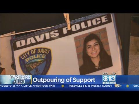 Memorial Service For Davis Officer Natalie Corona Set For Friday