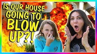 Video IS OUR HOUSE GOING TO BLOW UP?!?! | We Are The Davises MP3, 3GP, MP4, WEBM, AVI, FLV Desember 2018