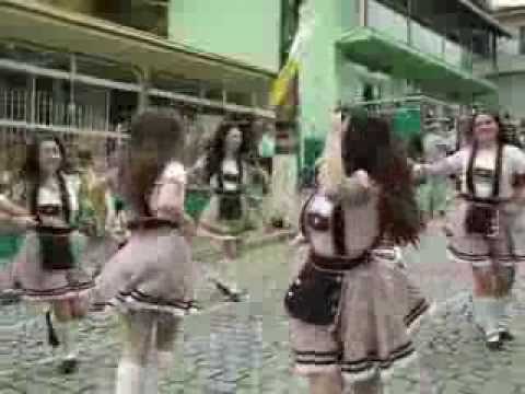 Festa em São Pedro de Alcantara Oktobertans.