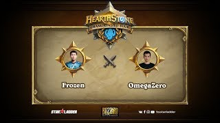 Fr0zen vs OmegaZero, game 1