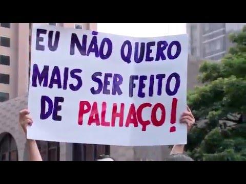 Imagem: #RenunciaJa: Manifestação 17/03