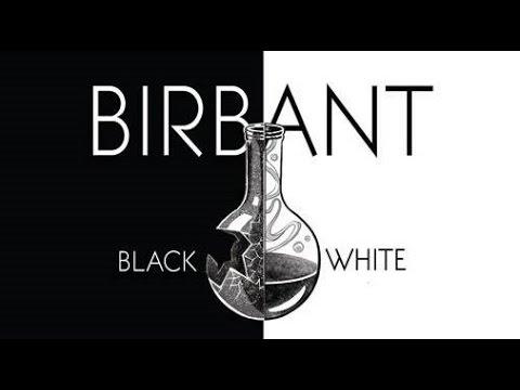 black and white - Tomasz Kopyra (http://blog.kopyra.com) degustuje piwo White AIPA i Black AIPA z browaru kontraktowego Birbant.