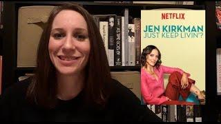 Nonton What S On Netflix  Jen Kirkman  Just Keep Livin  Film Subtitle Indonesia Streaming Movie Download