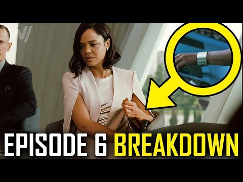 WESTWORLD Season 3 Episode 6 Breakdown | Ending Explained, Easter Eggs & Which Hosts Will Help Maeve