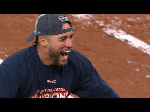 Astros clinch 2017 AL West divsion championship