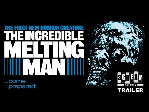 The Incredible Melting Man movie clip (1977)