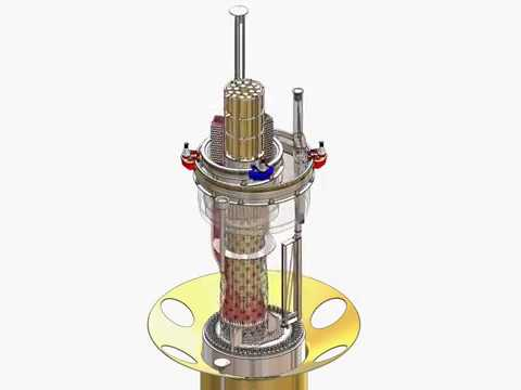 The Traveling Wave Reactor: Efficient