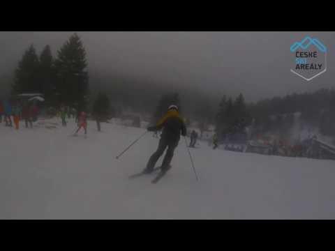 Ski Bubákov Herlíkovice červená 1