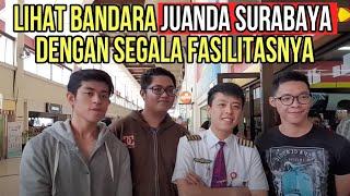 Video Mari Kita Liat Bandara Juanda Surabaya MP3, 3GP, MP4, WEBM, AVI, FLV April 2019