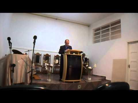 Pr  Augusto de Lima Tema andar com Deus e seus beneficios PARTE 01