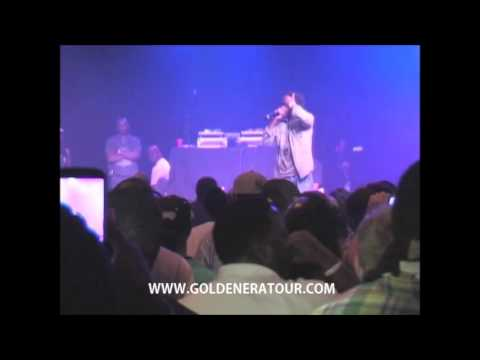 DAS EFX Golden Era Tour Performance