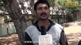 Sri Speaks at Injimarappa Movie Shooting Spot