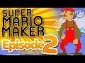 Super Mario Maker 10 Mario Challenge
