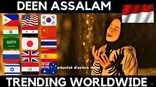 Video Deen Assalam Cover by SABYAN  Reaction by Saudi Expats MP3, 3GP, MP4, WEBM, AVI, FLV Juli 2018