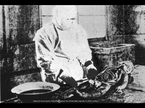 Unit731 - http://BrainMind.com Unit 731 Japanese Torture & Human Medical Experiments. This