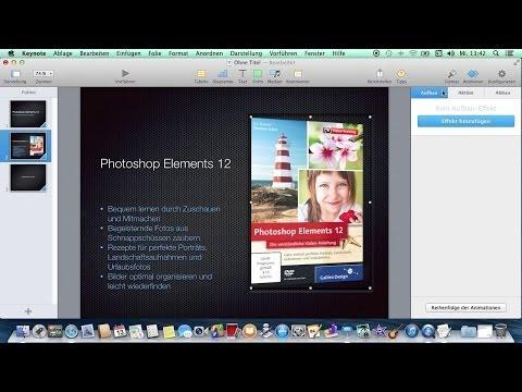 Präsentationen erstellen mit Keynote – Das große Mac-Training