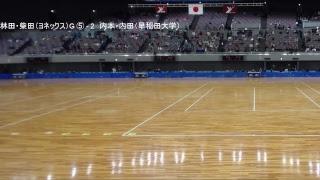 全日本インドアソフトテニス選手権大会 CH.1