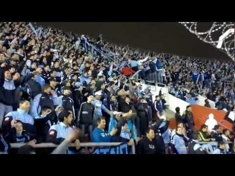 TORNEO INICIAL APERTURA 2012 - RIVER VS BELGRANO - COPANDO COMO EN TODAS LAS CANCHAS!! - Los Piratas Celestes de Alberdi - Belgrano