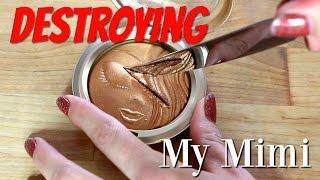 Video THE MAKEUP BREAKUP: Destroying & weighing MAC x Mariah Carey My Mimi MP3, 3GP, MP4, WEBM, AVI, FLV Juli 2018