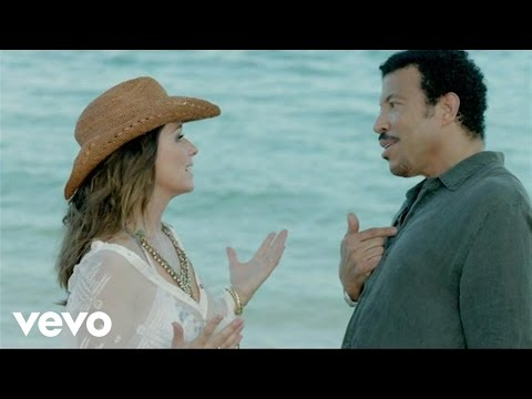 Lionel Richie ft. Shania Twain - Endless Love