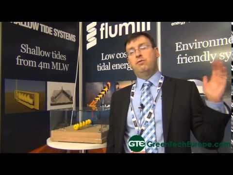 EPM Interview: Flumill tidal technology