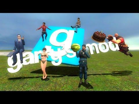 (Garry's Mod) Wkurzający Sezon 2: Wkurzający Krasnolud (видео)