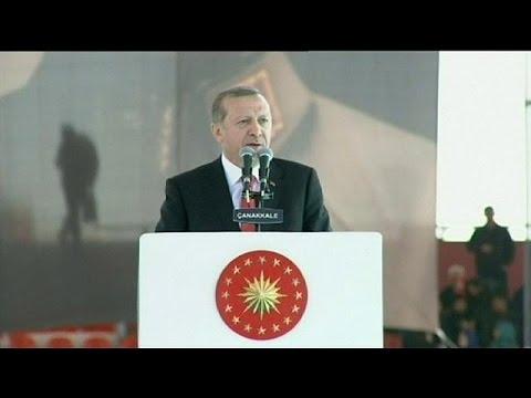 «Η Ευρώπη χορεύει σε ναρκοπέδιο» υποστηρίζει ο Ερντογάν