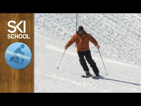 Intermediate Ski Lesson #3.1 - Introduction to Skiing Parallel
