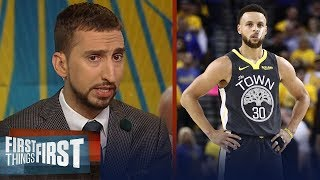Video Kawhi earns title of 'best player in the world', talks Steph's legacy   NBA   FIRST THINGS FIRST MP3, 3GP, MP4, WEBM, AVI, FLV Juni 2019