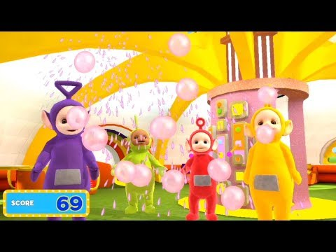 Teletubbies   Pop Bubbles Game And More   Teletubbies Play Time App Game Play   Teletubbies Play (видео)