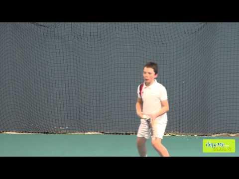 Tenis Finales Infantiles (2)