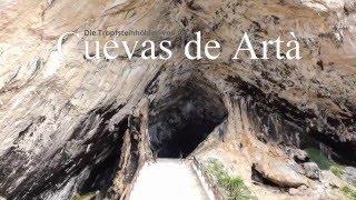 Die Tropfsteinhöhle von Arta