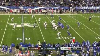 Bacarri Rambo vs Florida & Kentucky (2012)