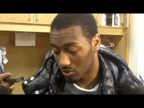 Wall Post - John Walls talks about a tough loss to the New York Knicks 2/8.