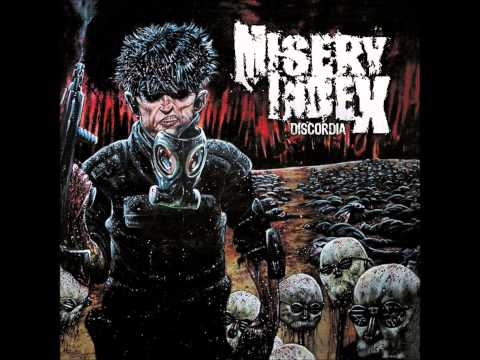 Misery Index - Unmarked Graves