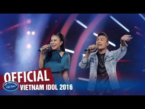 VIETNAM IDOL 2016 - GALA CHUNG KẾT & TRAO GIẢI - JUST LOVE - THU MINH FT VIỆT THẮNG - Thời lượng: 4 phút, 26 giây.