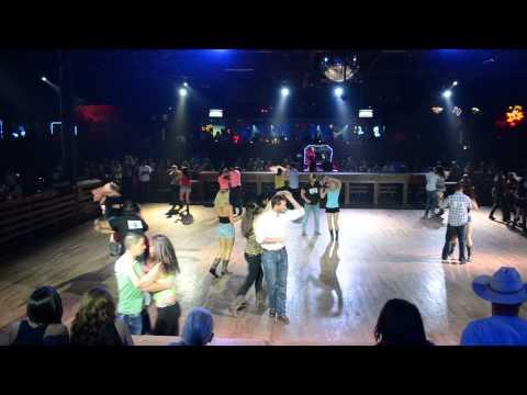 Cowboys Arlington Dance Contest - Traditional Round 1 2014