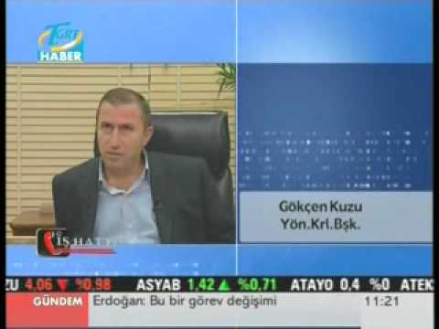 Murat Doğanay Interview – Tgrt News Part 2