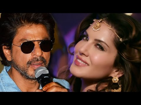 Shah Rukh Khan Cant Stop Praising Sunny Leone For