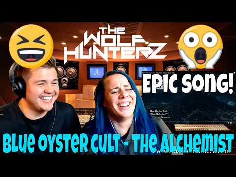 Blue Öyster Cult - The Alchemist - Official Music Video | THE WOLF HUNTERZ Jon and Suzi Reaction
